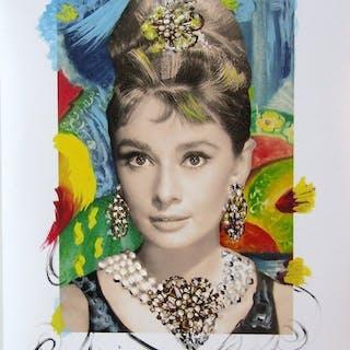 Maria Murgia - Audrey Hepburn