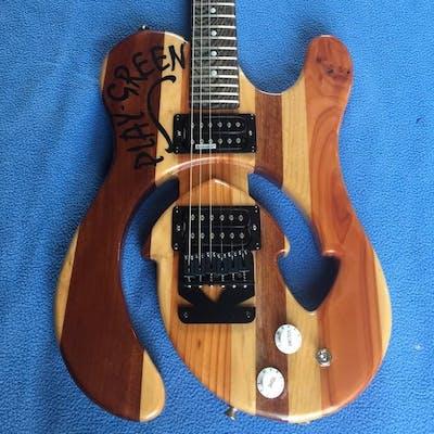 autre - Kronodale «Play-Green» - Guitare électrique - France - 2009