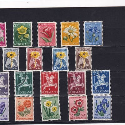 Welt - Theme on stamps: Animals/Plants/Flowers