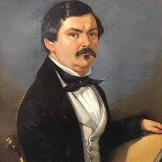 Gaele Covelli (1872-1932) - Ritratto