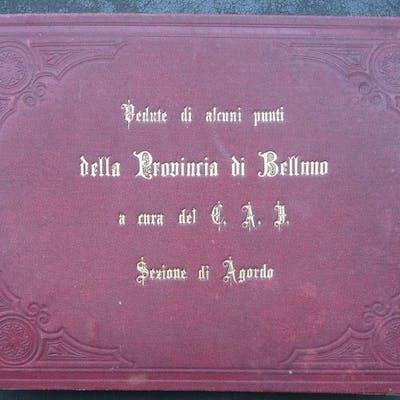 Giovanni Battista Unterveger (1834-1912) - Vedute di...