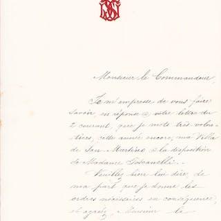 Prince Pavel Pavlovic Demidov / Paolo II Demidoff...