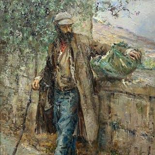 Panza Giovanni (1894 -1989) - Mendicante
