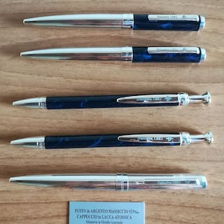 Balestra 1882 - Ballpoint - Set of 5