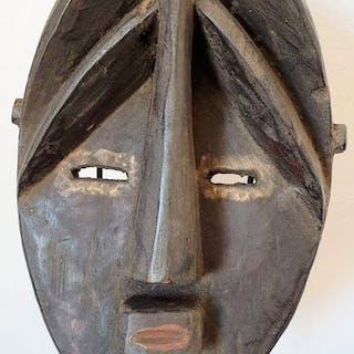 Maschera - Legno massiccio - NAE- YANDA - DRC -AIRE