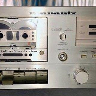 Marantz - SD-4000 2 speed/3 heads - Cassette deck