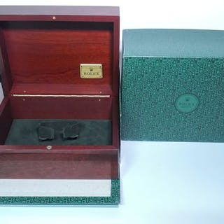 Rolex - Rolex Submariner 16618 Yellow Gold Watch Box - Unisex - 1980-1989