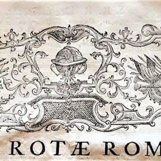 Libro, Sacrae Rotae Romanae-Decisiones Recentiores in...