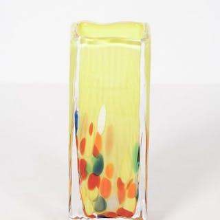 A. Valner - Princ-glass - Vaso - Vetro