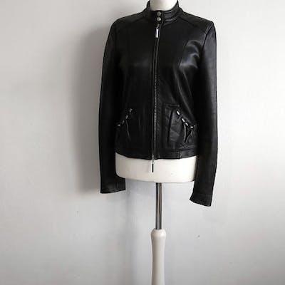 edff382b3 Versace Jeans Couture - Biker jacket, Jacket, Leather jacket | Barnebys