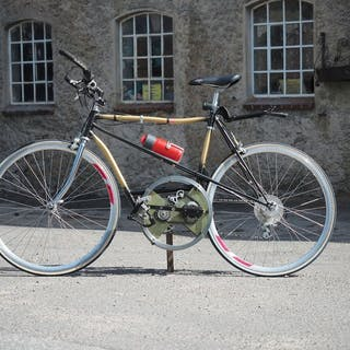 Patent Nachbau - Maßgeschneidertes Fahrrad - 1994