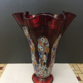 Murano - Vase (1) - Verre