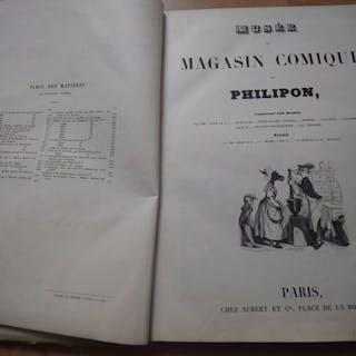 Philipon - Le musée comique de Philipon - 1843