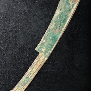 China - AE 'Knife-sharped' currency - Zhou Dynasty (1122-255 B.C.)