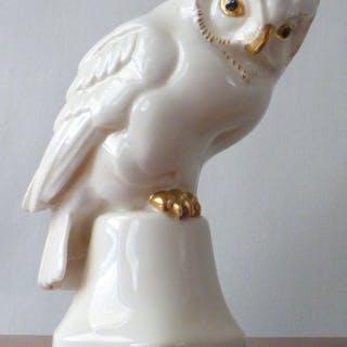 Fritz Klee - Hutschenreuther Selb - Skulptur - weisse Eule