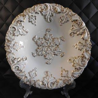 Meissen - Prunkteller - Porzellan