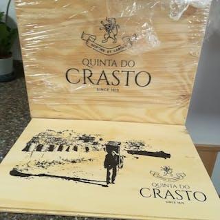 Quinta do Crasto Selection - Douro - 16 0,75cl & 1,5L