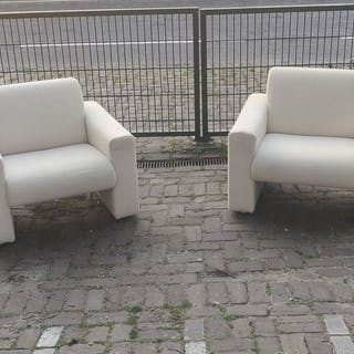 Artifort Design Group - Artifort - Armchair (2) - 691