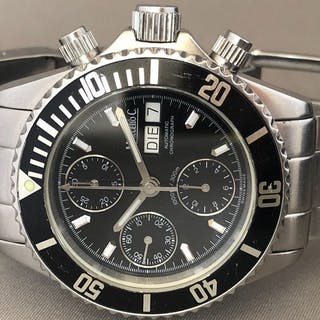 Marcello C. - Chronograph - Valjoux 7750 Automatic - Men - 2011-present