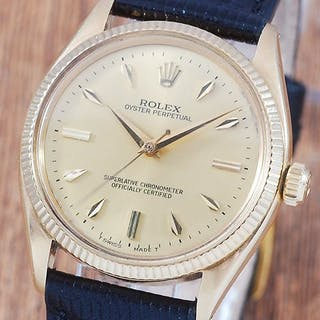Rolex - Oyster Perpetual- 6567 - Herren - 1970-1979