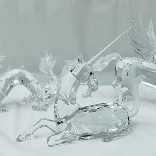Swarovski Members Annual Edition Trilogy - Figurine di...