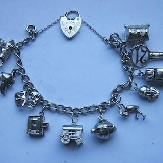 925er Silber - Armband