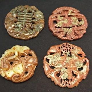 Amulettdarstellung mythischer Tiere (4) - Glauben...