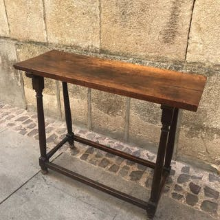 barge table - Walnut - Late 17th century