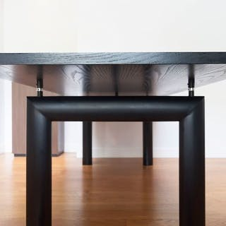 Le Corbusier - Cassina - Dining table (1) - LC6