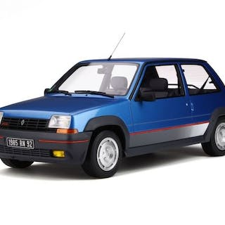Otto Mobile - 1:12 - Renault 5 GT Turbo phase 1