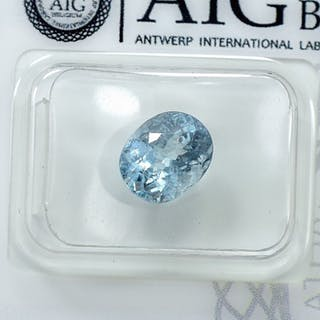 Aquamarine - 1.95 ct