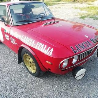 Lancia - fulvia II serie 1.3s Replica Munari-Mannucci Monte 1972 - 1972