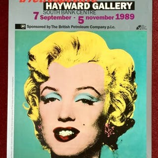 Andy Warhol - Andy Warhol A Retrospective. - 1989