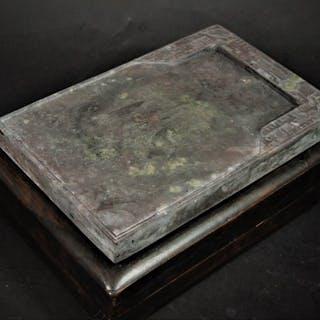 Tuschestein - Duanxi Stone - China - Ende des 20. Jahrhunderts