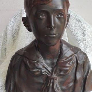 Ugo Marinangeli - Busto di marinaretto