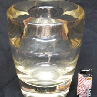 Leerdam - Vase - Glas