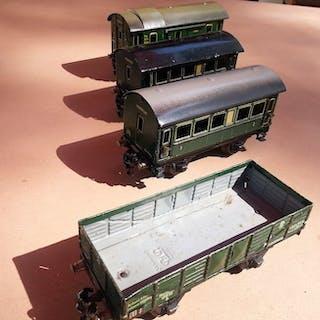 Märklin 0 - 17250/17280/17610 - Güterwagen