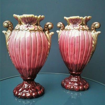 Vase (2) - Faïence