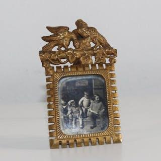 Cornice per foto in miniatura - Stile Impero