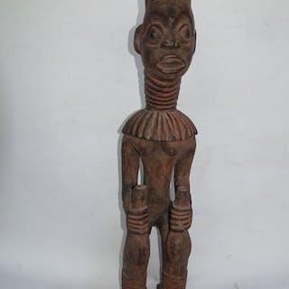 Figura di antenato - Legno - Bangwa - Camerun