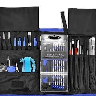 Professional Repair Tool Kit 81 In 1 For...