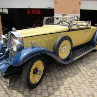 Packard - Packard - 833 Coupé Convertible - 1931