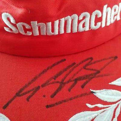 Ferrari - Formule 1 - Michael Schumacher - 2001 - Casquette