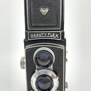 TKK BEAUTY FLEX,Beauty Anastigmat 1:3.5 f=8.0cm