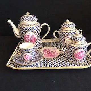 Tea/Coffee Set (5) - Porcelain