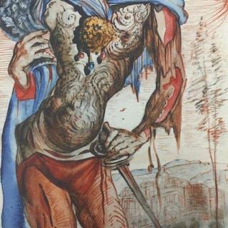 Salvador Dalí (after) - untitled