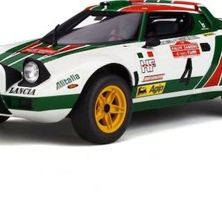 Otto Mobile - 1:12 - Lancia Stratos HF Gr.4 1976 - Edizione limitata o 999 pezzi