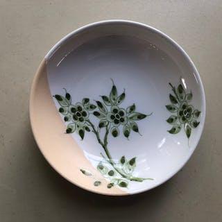 Hella Jongerius - Koninklijke Tichelaar Makkum - Keramik-Objekt (1) - bord diep