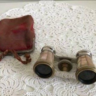 CHEVALIER - Vintage Perlmuttoper Fernglas (1) - Perlmutt
