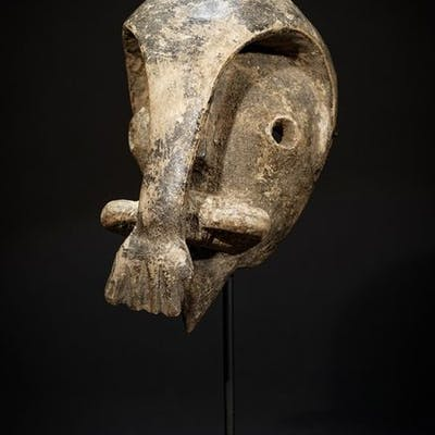 Sculpture - Wood - Kran - Ivory Coast